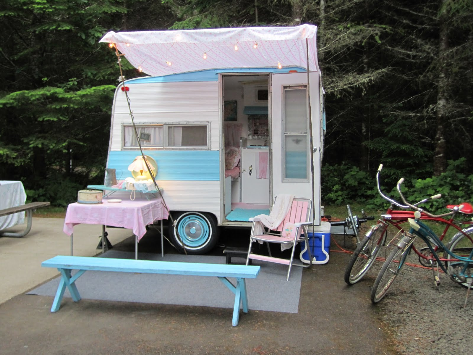 Popular Posts ~Vintage Trailer Rally Gathering