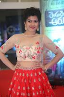 Mahima in beautiful Red Ghagra beigh transparent choli ~  Exclusive 072.JPG