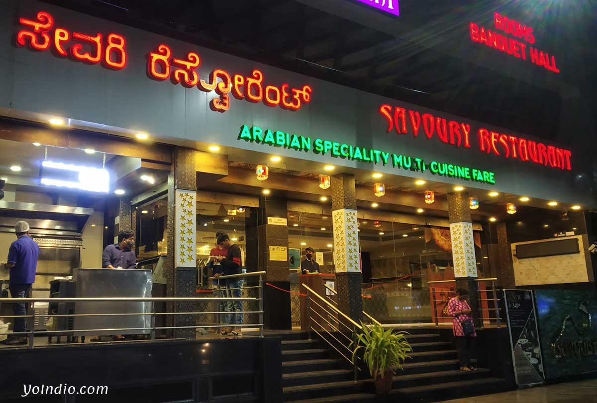 Savoury Restaurant in Kammanahalli