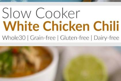 5 Keto White Chicken Chili Recipes