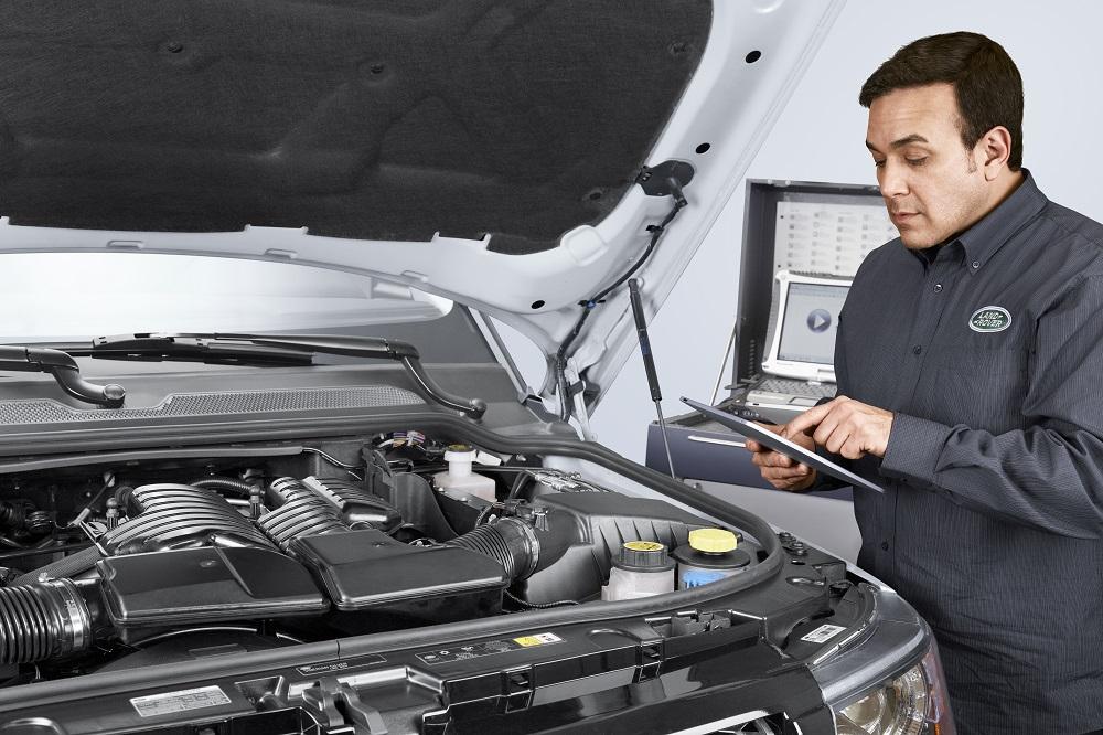 Jaguar Land Rover ưu đãi dịch vụ dành cho chủ xe