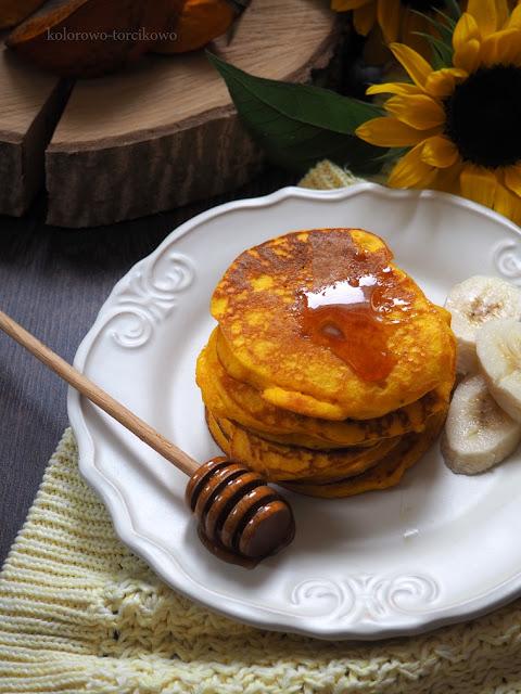 dyniowo-jaglane-pancakes