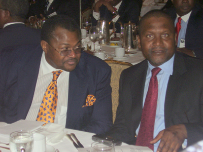 Mike Adenuga is now the second richest man in Africa after Dangote