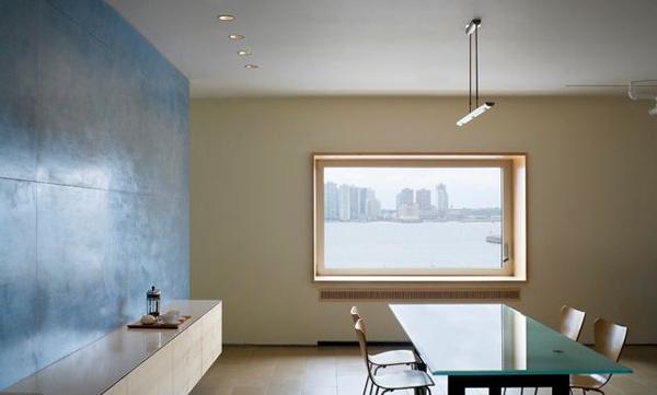 Desain Ruang Makan Modern Minimalis