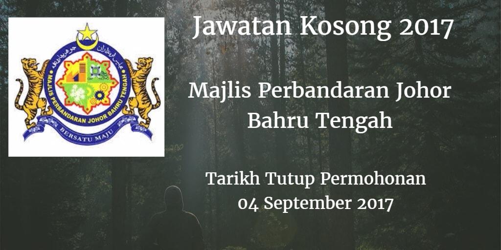 Jawatan Kosong MPJBT 04 September 2017