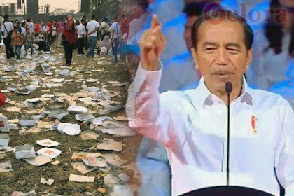 Jokowi Marah Gara-gara Urusan Sampah Tak Kunjung Selesai