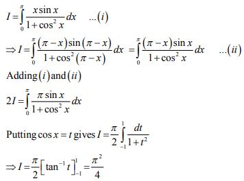 ncert solution class 12th math Answer 29