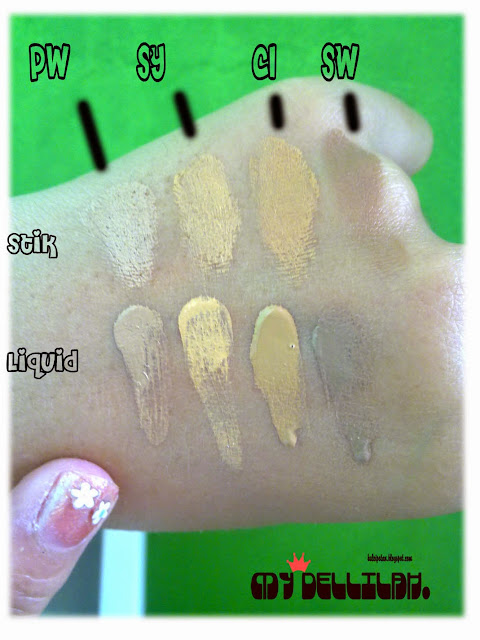 Stick Foundation Mustika Ratu