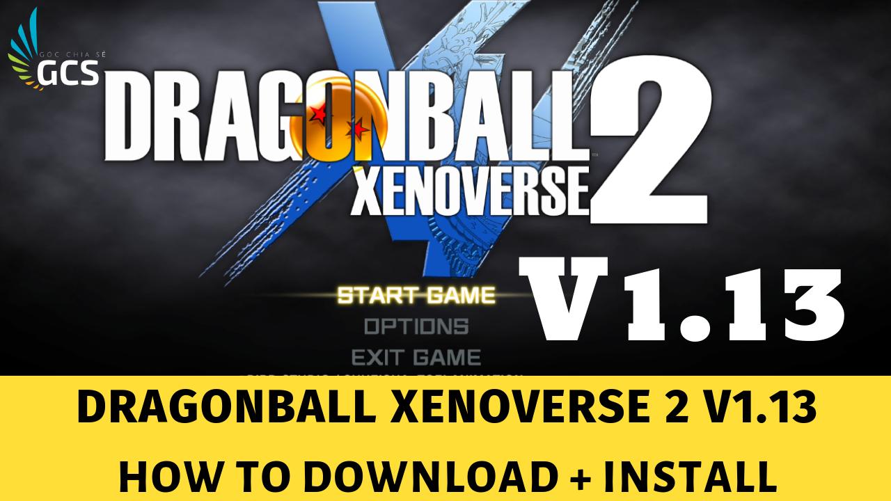 Dragonball Xenoverse2 v1.13 - www.infogatevn.com