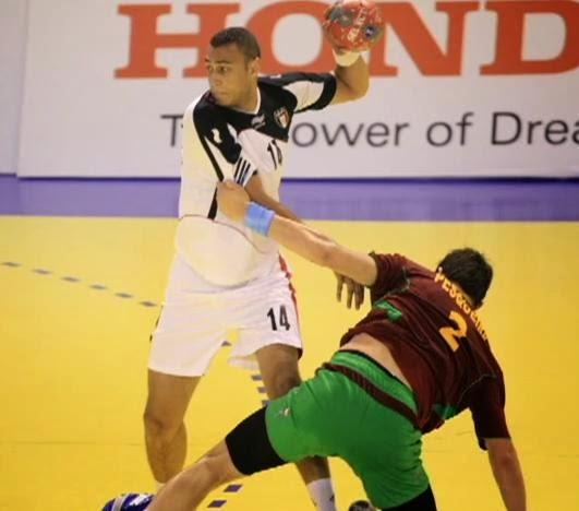 El Bohy, un egipcio en ASOBAL   Mundo Handball