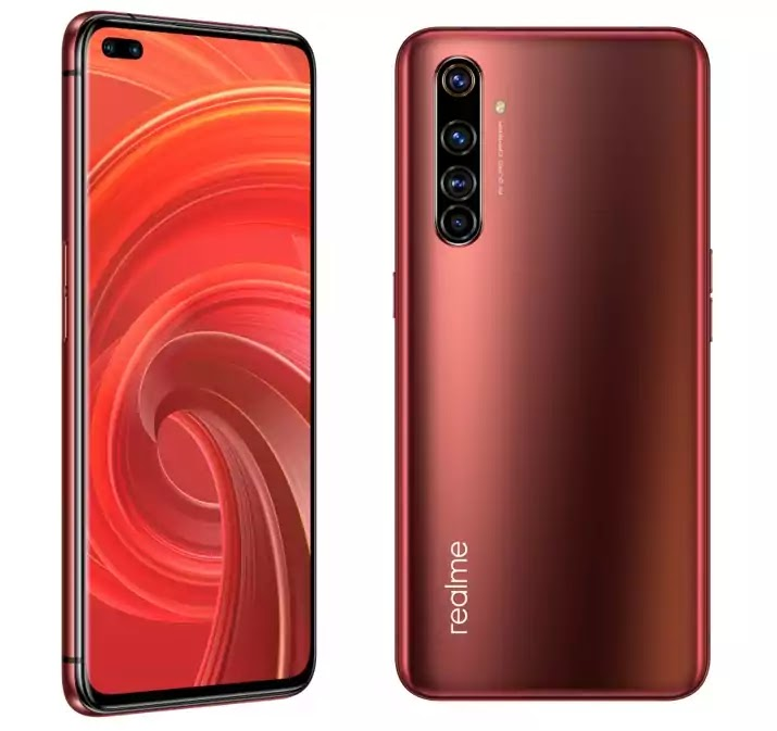 realme X50 Pro 5G - Rust Red