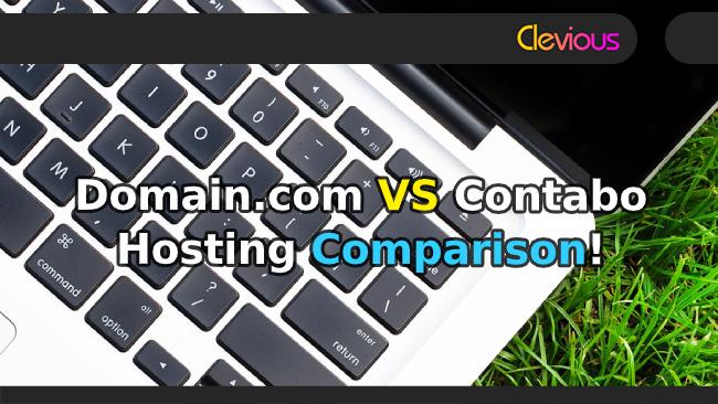 Domain.com VS Contabo Hosting Comparison - Clevious