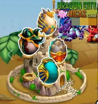 Os Dragões da Ilha Pirâmide - Revelados!