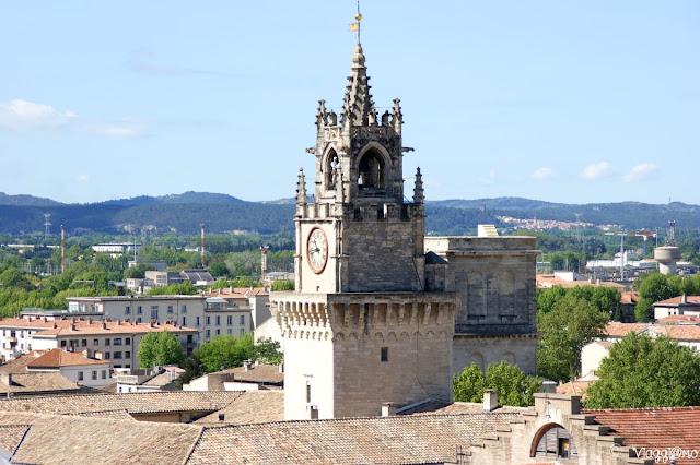 I tetti di Avignone, vista panoramica