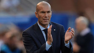 Sport: El Clasico: Zidane speaks after Real Madrid's 3-0 loss to Barcelona