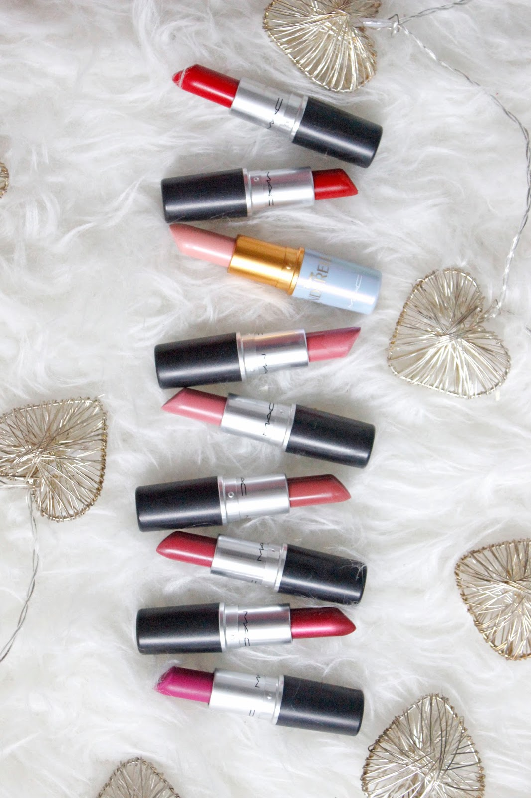 See The Stars - MAC lipstick collection