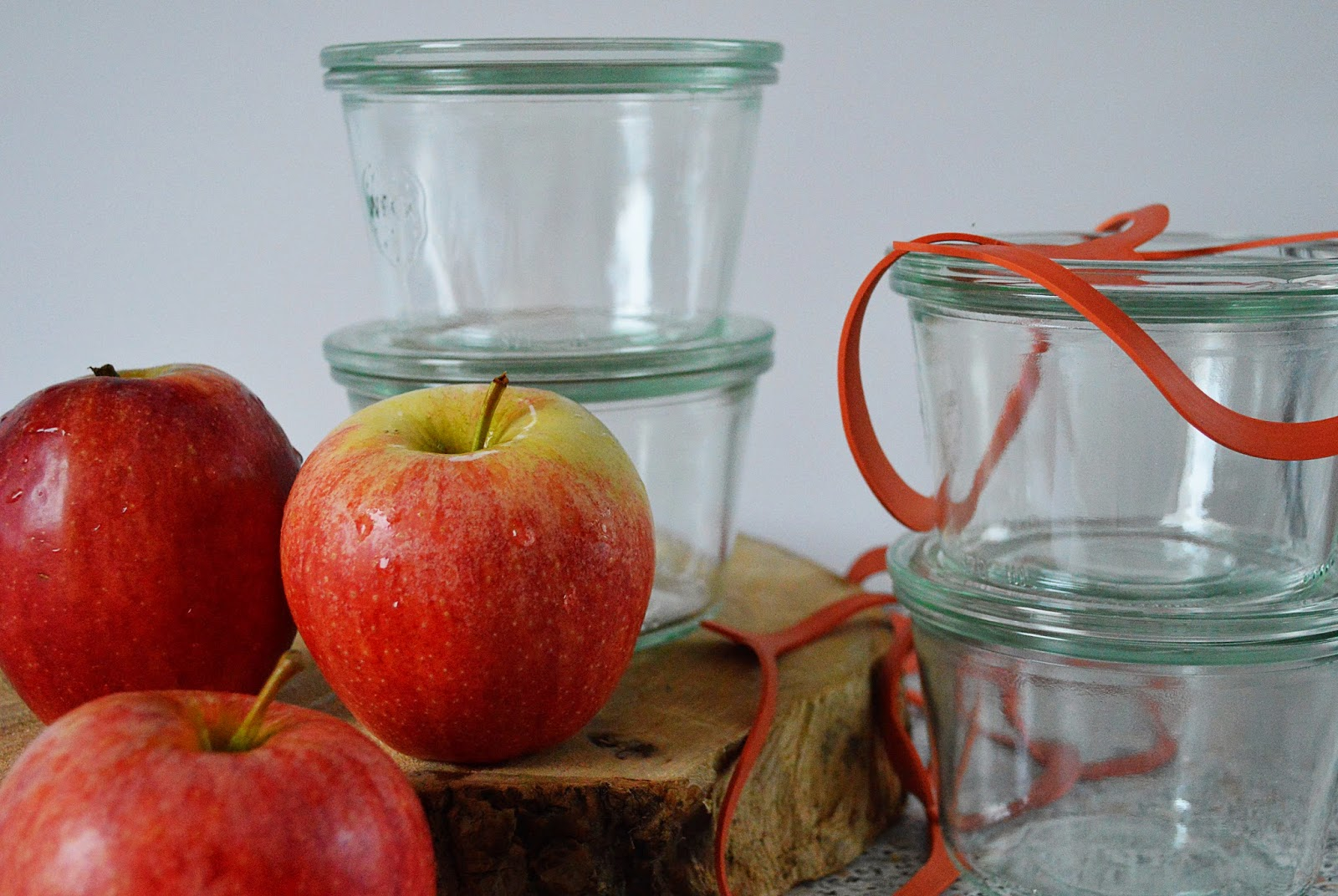 Spiced Apple Jam Recipe | Motte's Blog