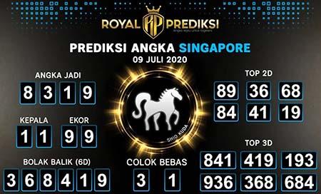Royal Prediksi Singapura SGP Kamis