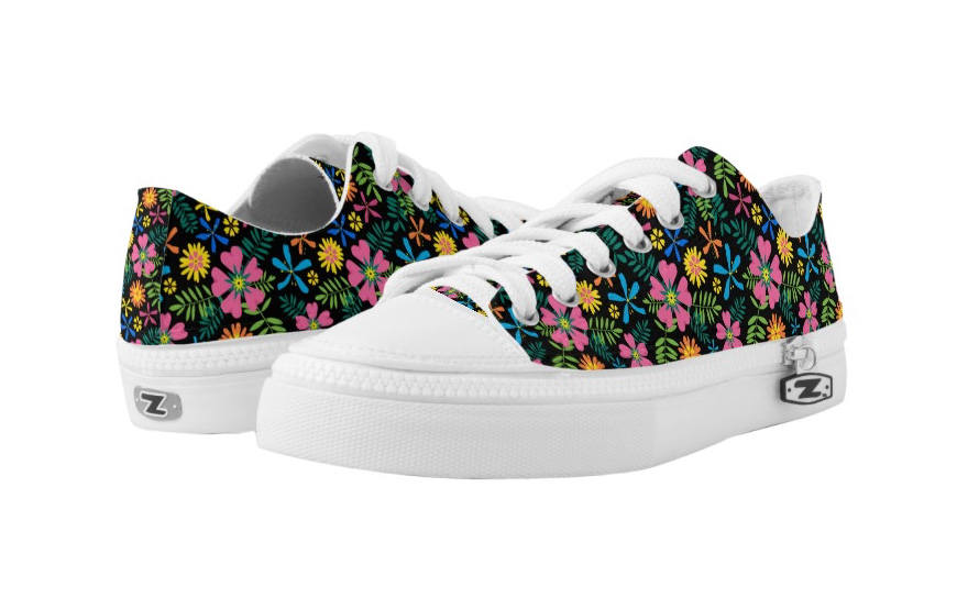 Zazzle Smilesink Shoes
