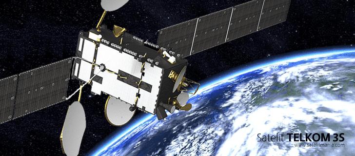 Inilah Update Frekuensi dan Simbol Rate Terbaru di Satelit Telkom 3S