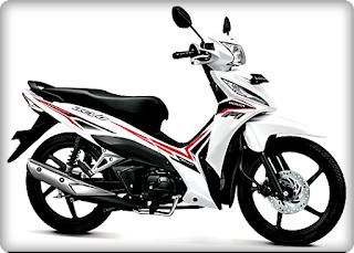 New Honda Revo FI