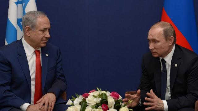 نتانياهو إلى موسكو غدا لشكر بوتين في العثور على رفات زكريا باومل