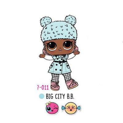 Игрушка ЛОЛ Big City B.B.
