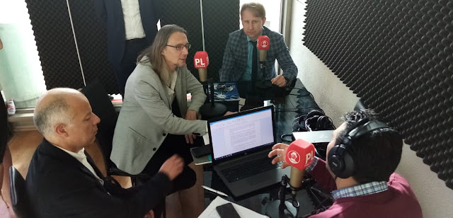 ¿Qué hacen empresarios rusos en Osorno y Pto.Montt? - Ardd Podcast 618