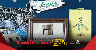 Humble Book Bundle: Build It Yourself by Chronicle Books & Princeton Architectural Press