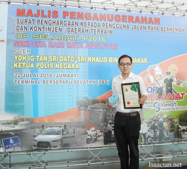 Pemandu Berhemah Ops Selamat 9/2016 By Polis Diraja Malaysia