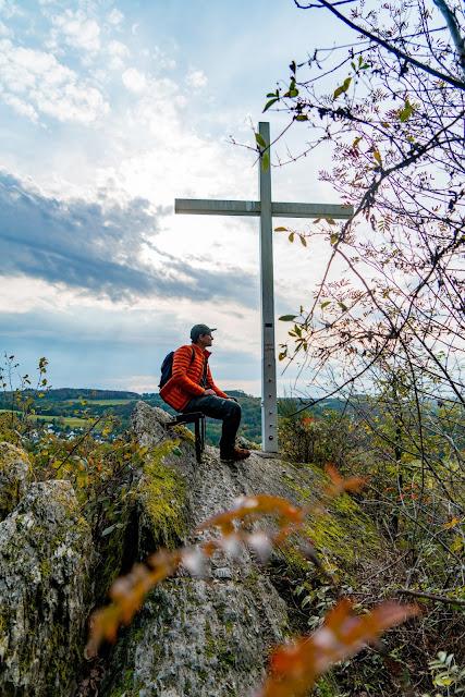 WesterwaldSteig 10. Etappe Limbach - Kloster Marienthal | Kroppacher Schweiz und Schieferbergwerk Assberg 12