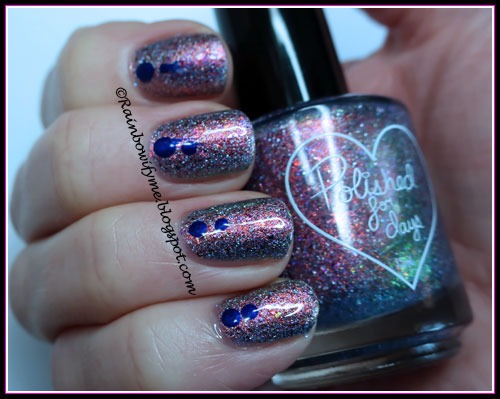 Polished For Days: Sky Confetti