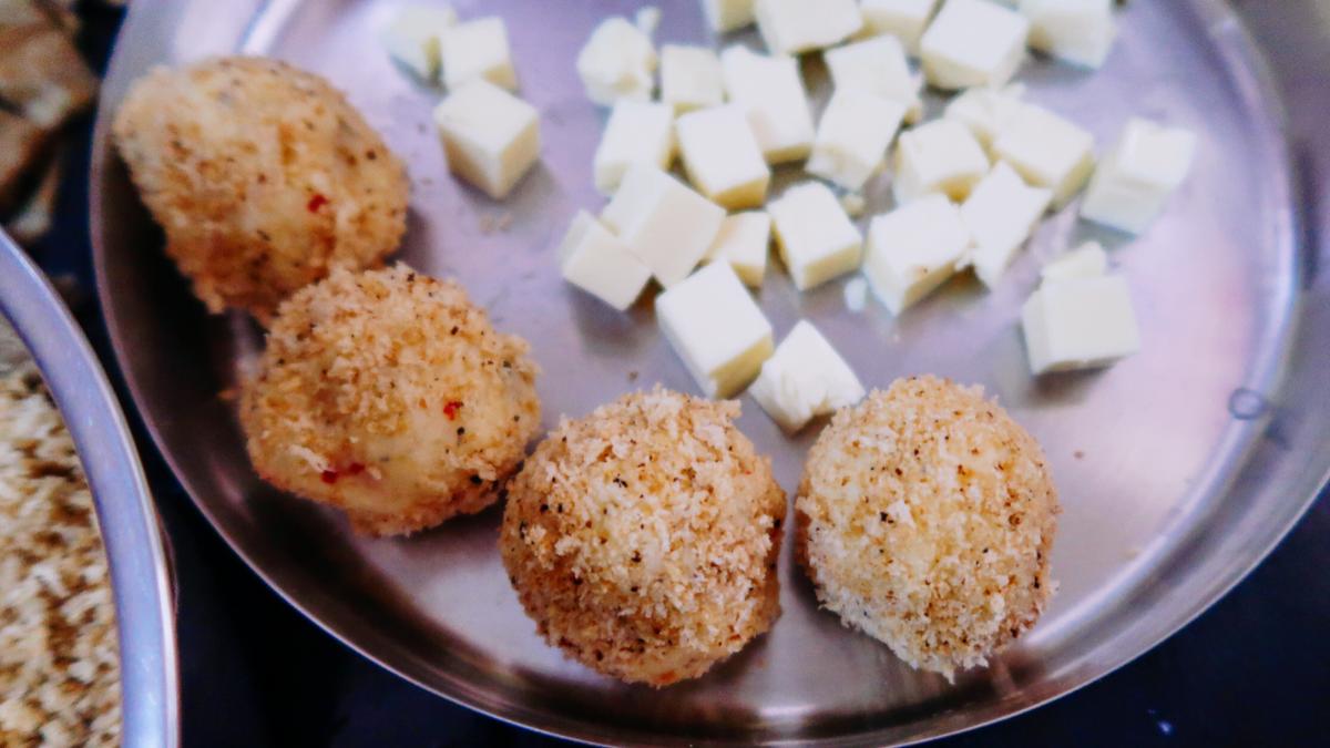 best cheese balls recipe