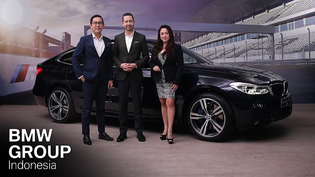 BMW Exhibition 2020 di Plaza Senayan