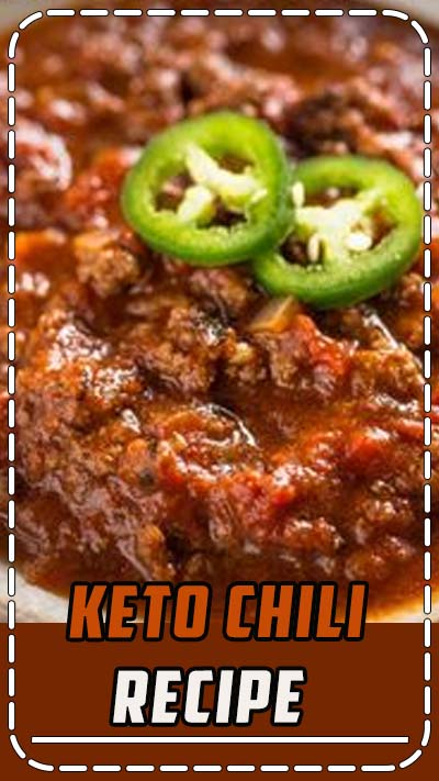 Easy Keto Chili, this is the best easy recipe, quick to cook, make it on the stovetop or slow cooker if you prefer, use ground beef or turkey. An easy low carb dinner recipe. keto recipe, low carb recipe, ketogenic diet www.noshtastic.com