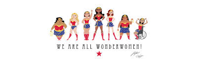 wonder women image for womens day