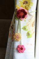 Simple Curtain Ties