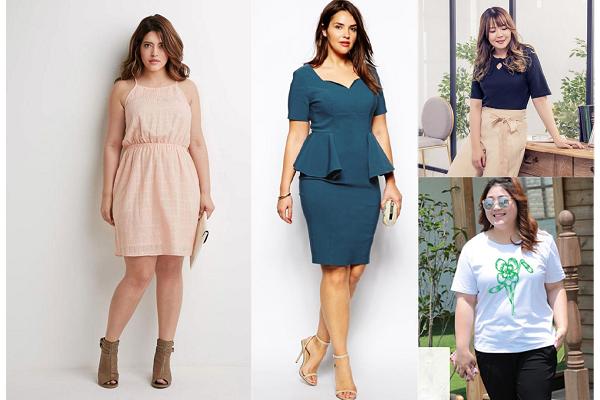 Cách mặc đẹp cho người béo mùa hè