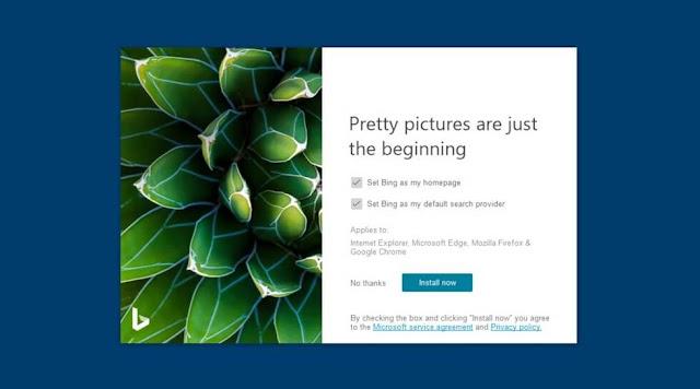 تعرف على هذه الأداة الجديدة من مايكروسوفت التي تعطيك صور رائعة لإستخدامها كخلفية لسطح المكتب