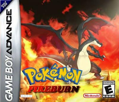 Pokemon Fireburn GBA ROM Download