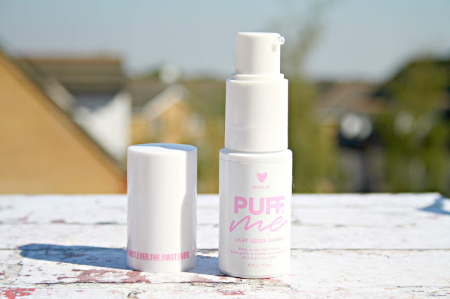 Design Me Haircare: Puff Me Light