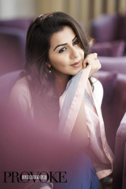 Nikki Galrani Latest Photoshoot Photos for Provoke Magazine