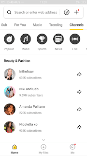 SnapTube YouTube Downloader - screenshot 4