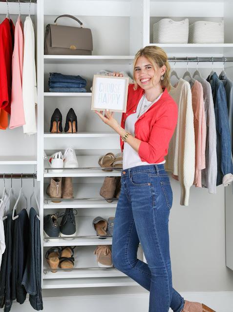 Christina Giaquinto Expert Closet Organizer