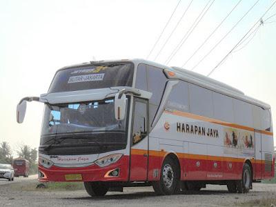 Foto Bus Harapan Jaya Jetbus 3