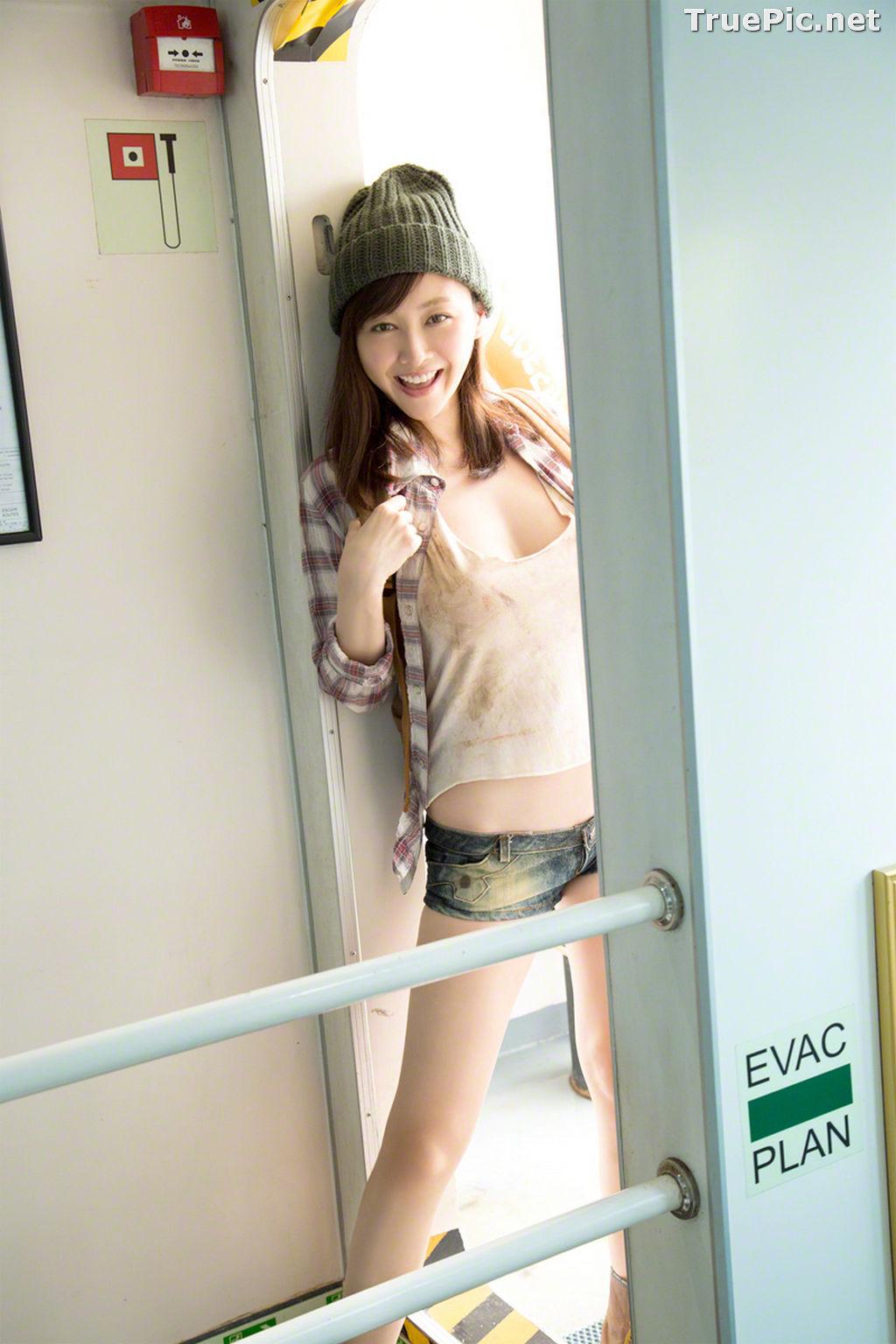 Image Wanibooks No.128 - Japanese Gravure Idol - Anri Sugihara - TruePic.net - Picture-4