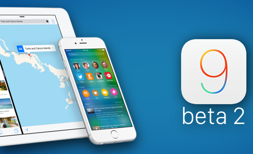 Download iOS 9 Beta 2 IPSW Firmware for iPhone, iPad & iPod - Direct Links