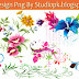 25 Floral Designs Png Download