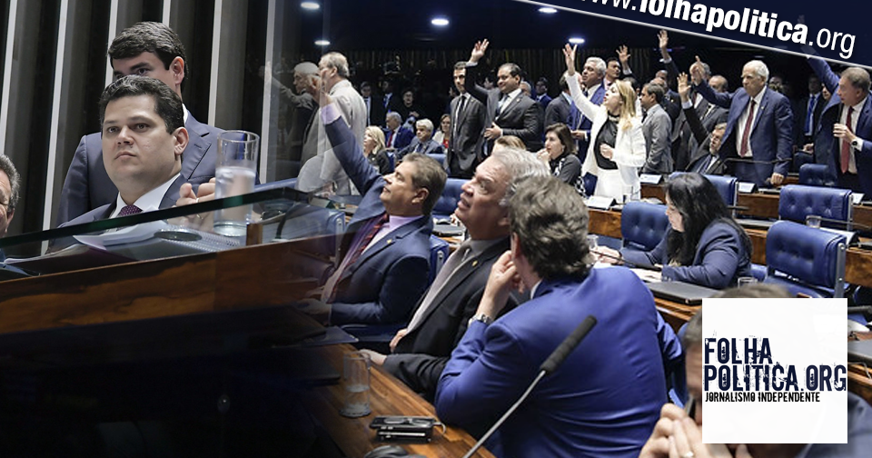 Senado aprova 'abuso de autoridade' contra juízes e procuradores