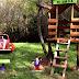 Camping de Blanquillo incorporó elemento infantil